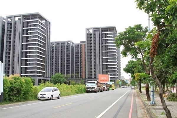 台南大橋重劃區  挺進3字頭